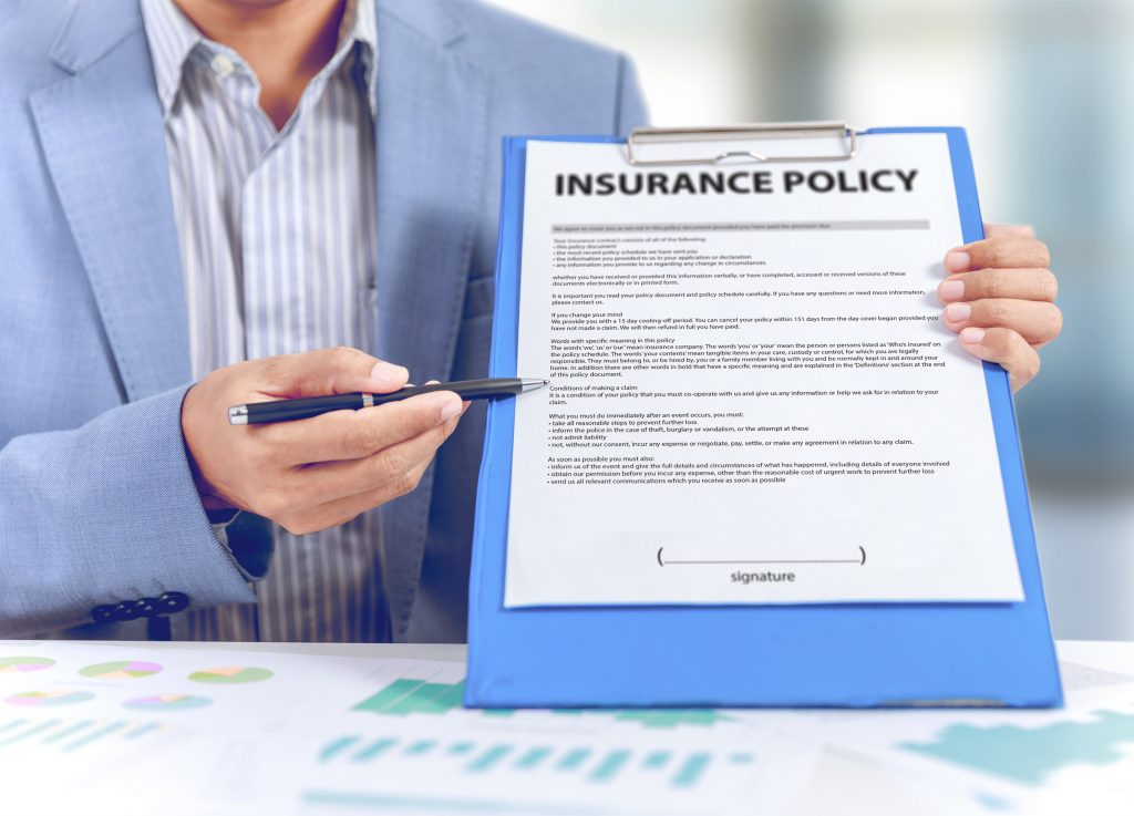 What Is an Insurance Policy Document?
